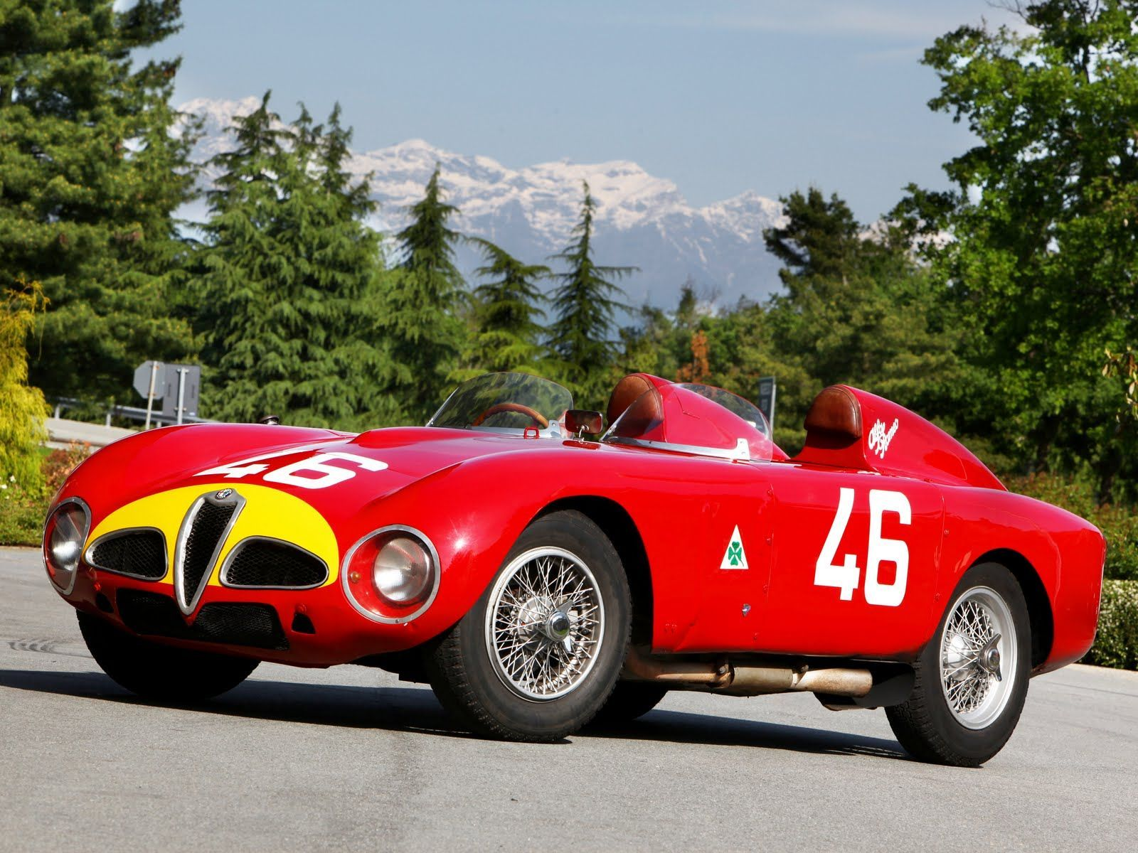 Alfa Romeo 6C 3000 CM '1953 alfaromeodiscovolante (With