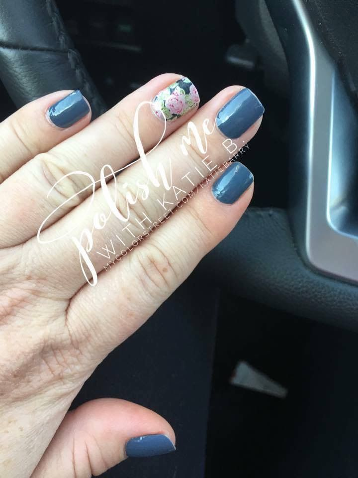 Steel city and rose path | Nails in 2019 | Color street ...