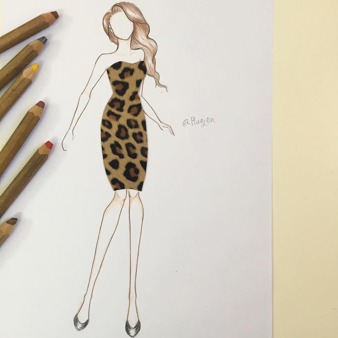 من زمان عن تصميم الازياء تصميم ازياء فاشن ديزاين فستان فساتين رسم كلنا رسامين رسامين Draw Art Drawings Sketches Simple Cartoon Art Styles Dress Card