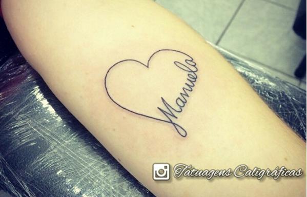 21 Idéias De Tatuagens Para Homenagear Os Filhos Tatuagem