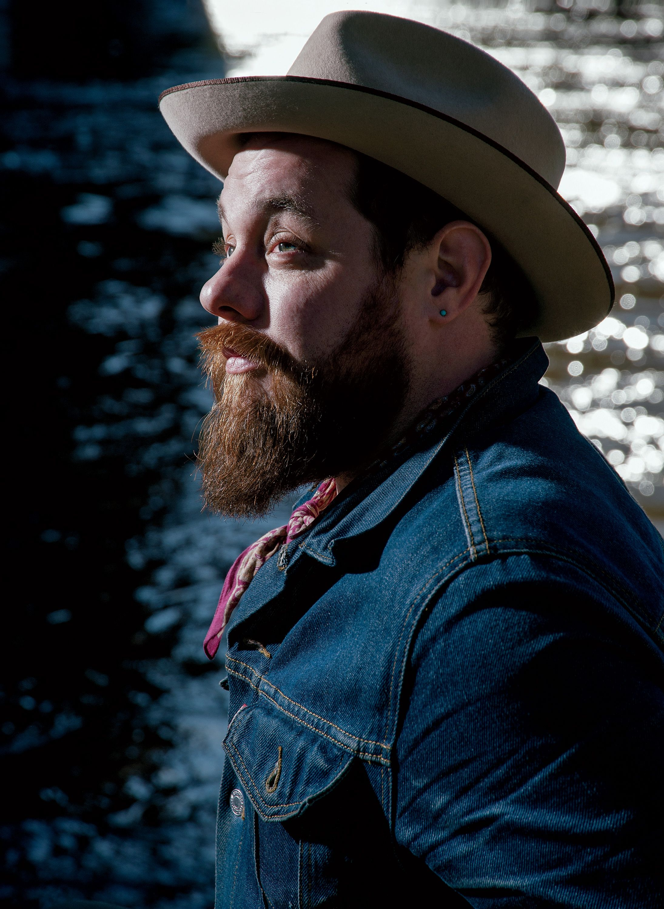 563c1a68c6ce4 Image result for nathaniel rateliff hat