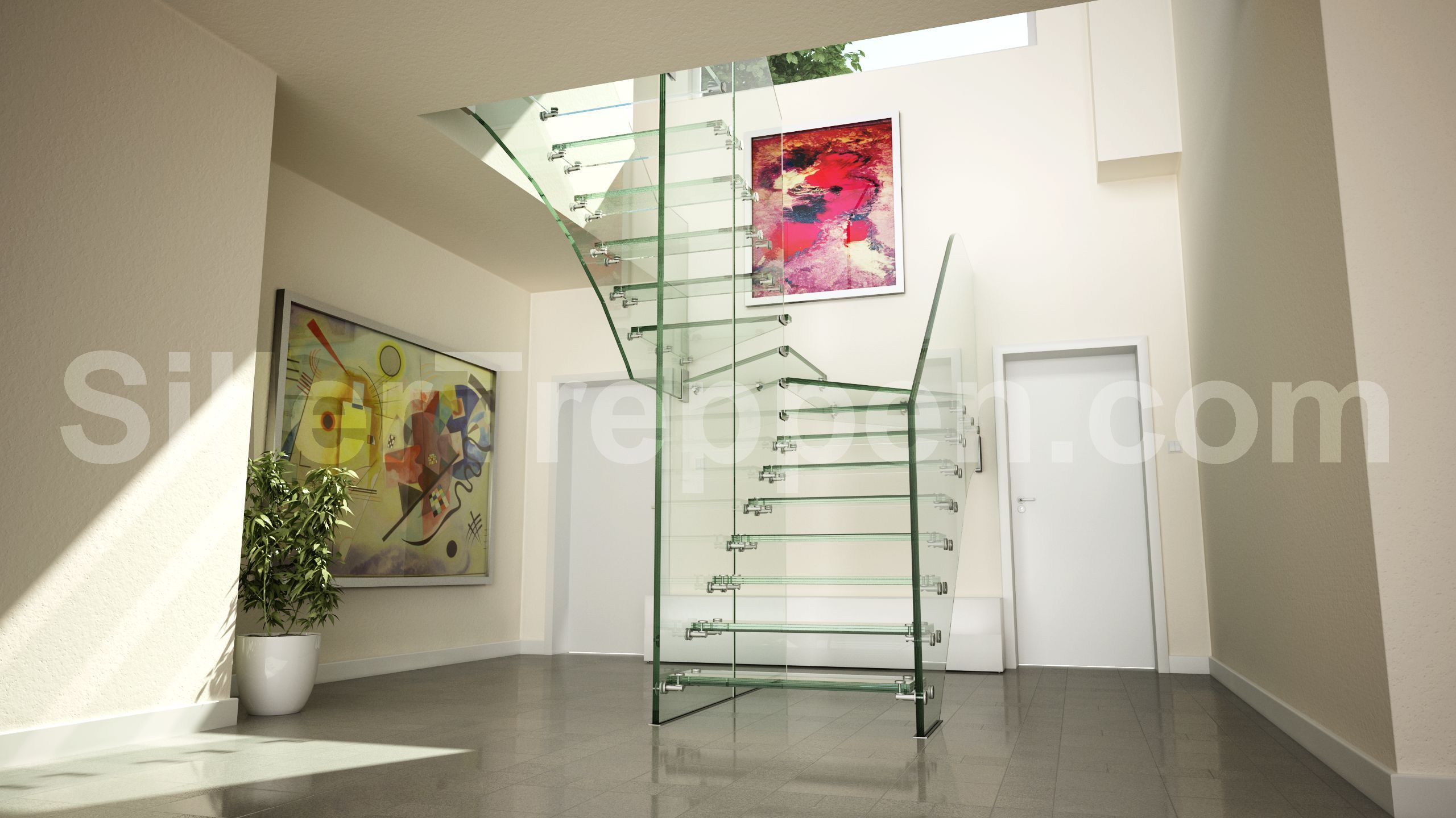 Best All Glass Stair Design Stair For Residential And 400 x 300