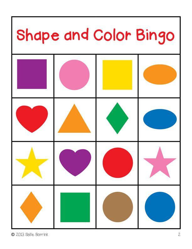 preschool colors and shapes shapes and colors search colors 129