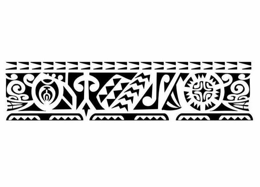 Mapura Tatuagem Maori Bracelete Maori Tatuagem No Antebraco