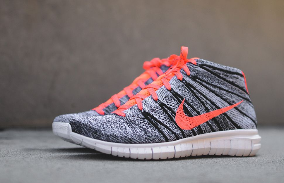 Taste The Rainbow With This Cheap Nike Free Flyknit Chukka