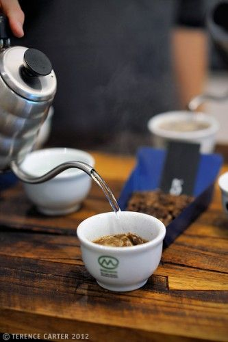 Coffee Cupping at Market Lane Café in Melbourne   Coffee ...