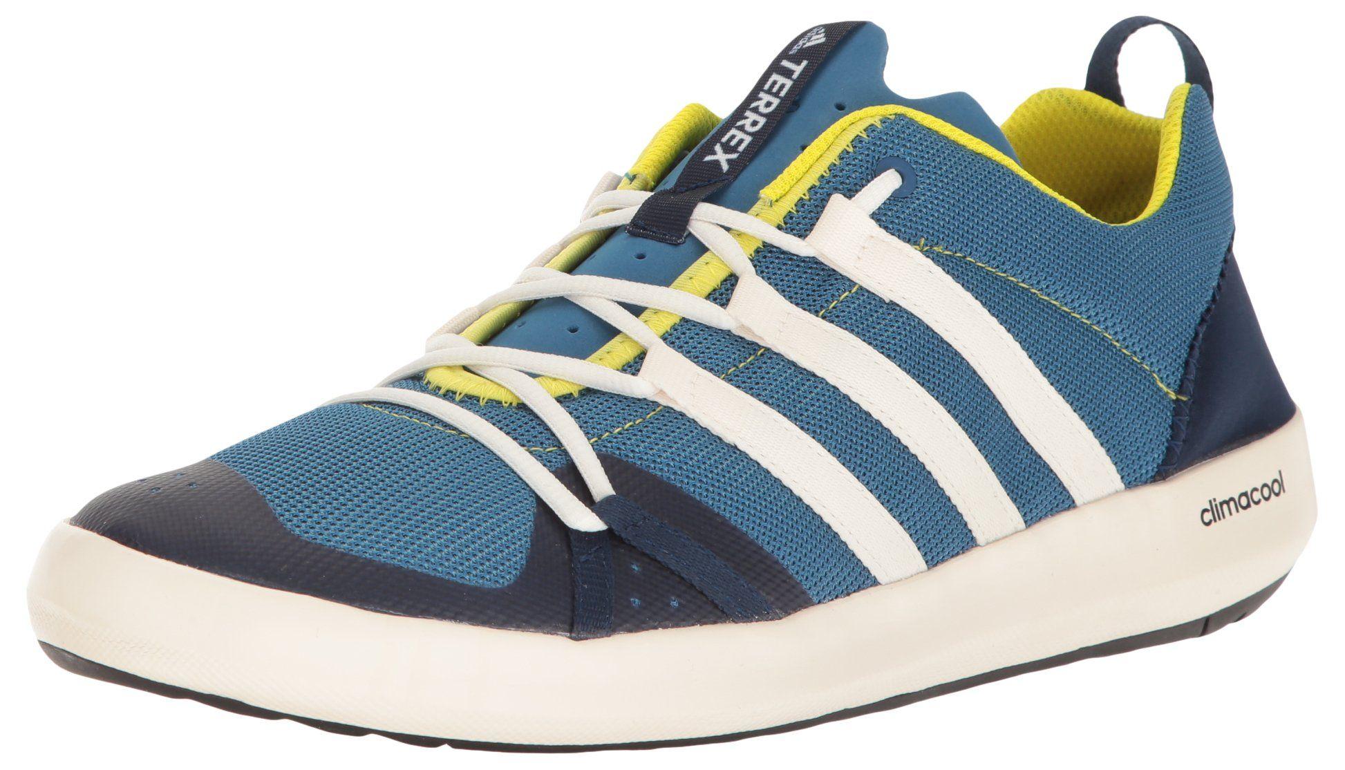 4bae291e545017 adidas Outdoor Men s Terrex Climacool Boat Water Shoe