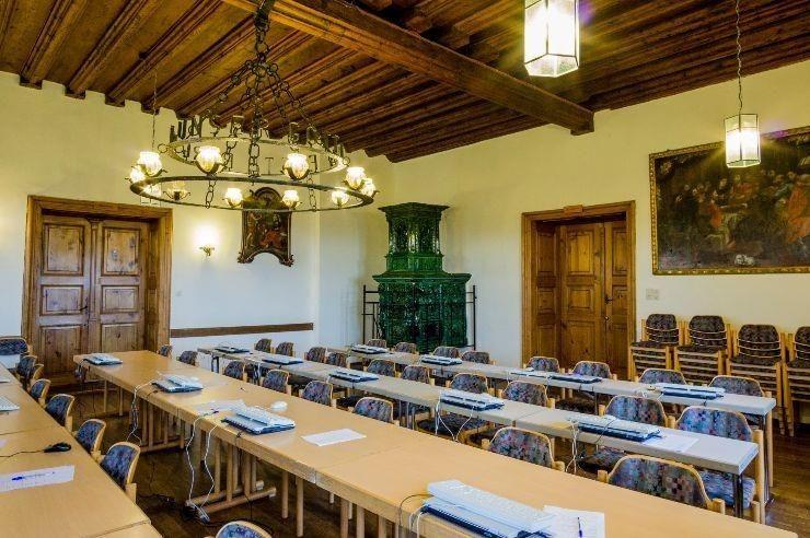 Tagungs Und Proberaume Burg Wernfels Burg Proberaum