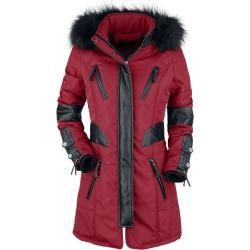 Rock Rebel by Emp So Damn Obvious Winterjacke rock rebel by emprock rebel by emp