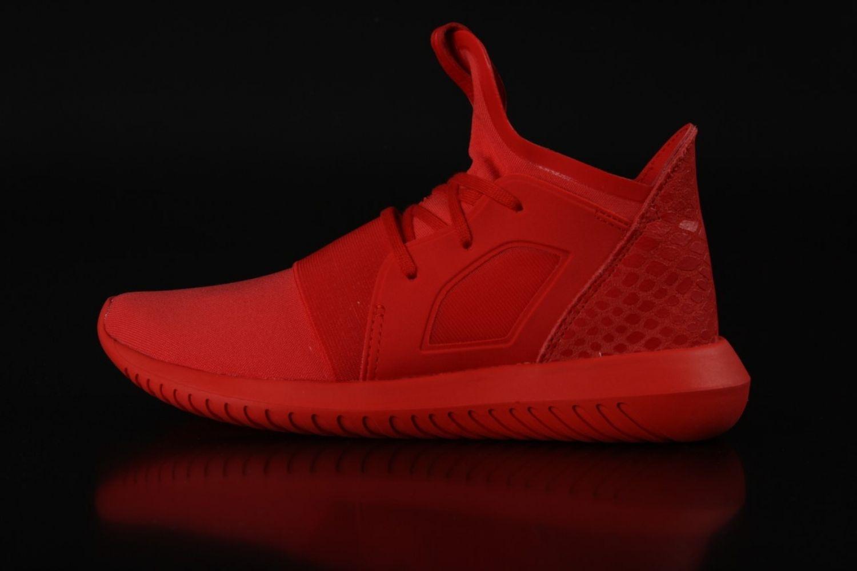 check out c08e6 b4116 Adidas - Adidas Tubular Defiant W Lush Red Sneaker S75245 - Fahrenheitstore