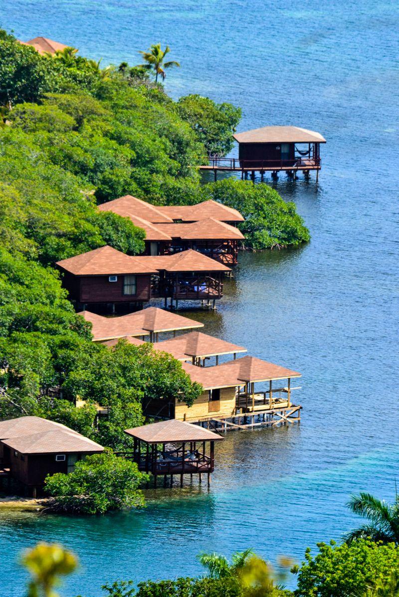 Roatan Honduras Beach Resorts