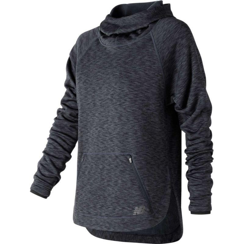 New Balance Women's Heat Pullover, Size: Medium, Black #pulloveroutfit