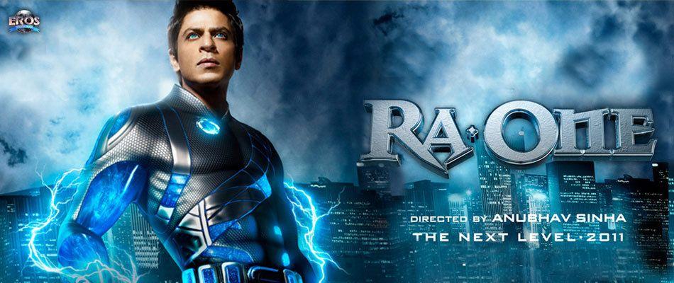 RaOne. The Movie Is Amazing!