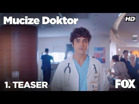 Mucize Doktor Yakinda Fox Ta Youtube Teaser Topics Lab Coat