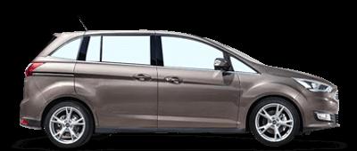 Ford Granc Max El Monovolumen Compacto Con Espacio Flexible Para