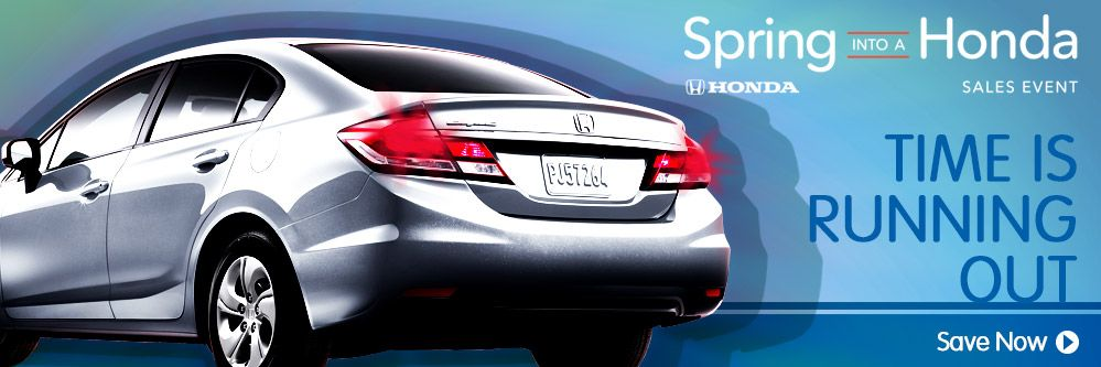 Marvelous We Want To Sell A New Honda At Markley Honda. Time Is Running Out On The  Spring Into Honda Sales Event.
