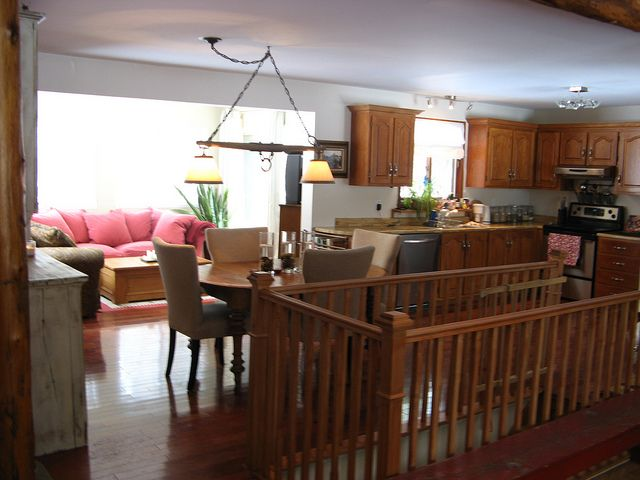 dining room | Basements, Room and Basement stair