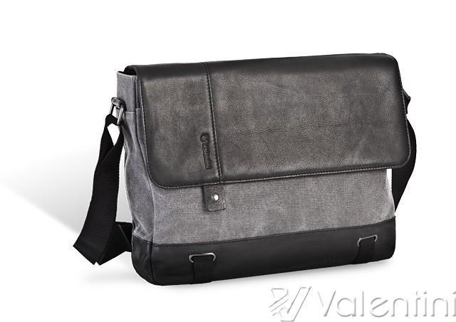 Valentini Canvas Toreba Na Laptopa 354 512 Canvas Bags Messenger Bag