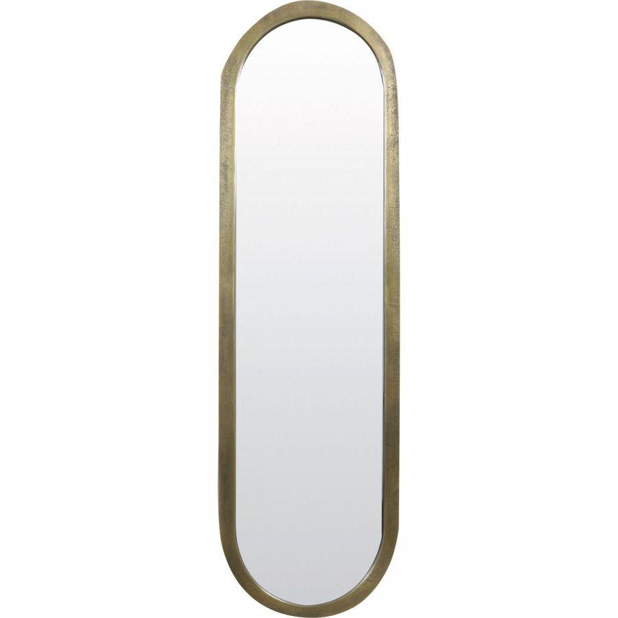 Gouden Spiegel Ovaal.Spiegel Sienna Brons 122cm In 2019 Gouden Spiegels Lange