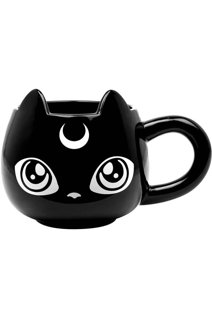 Meowgical Mug One Size / Black Mugs, Cute mugs, Coffee