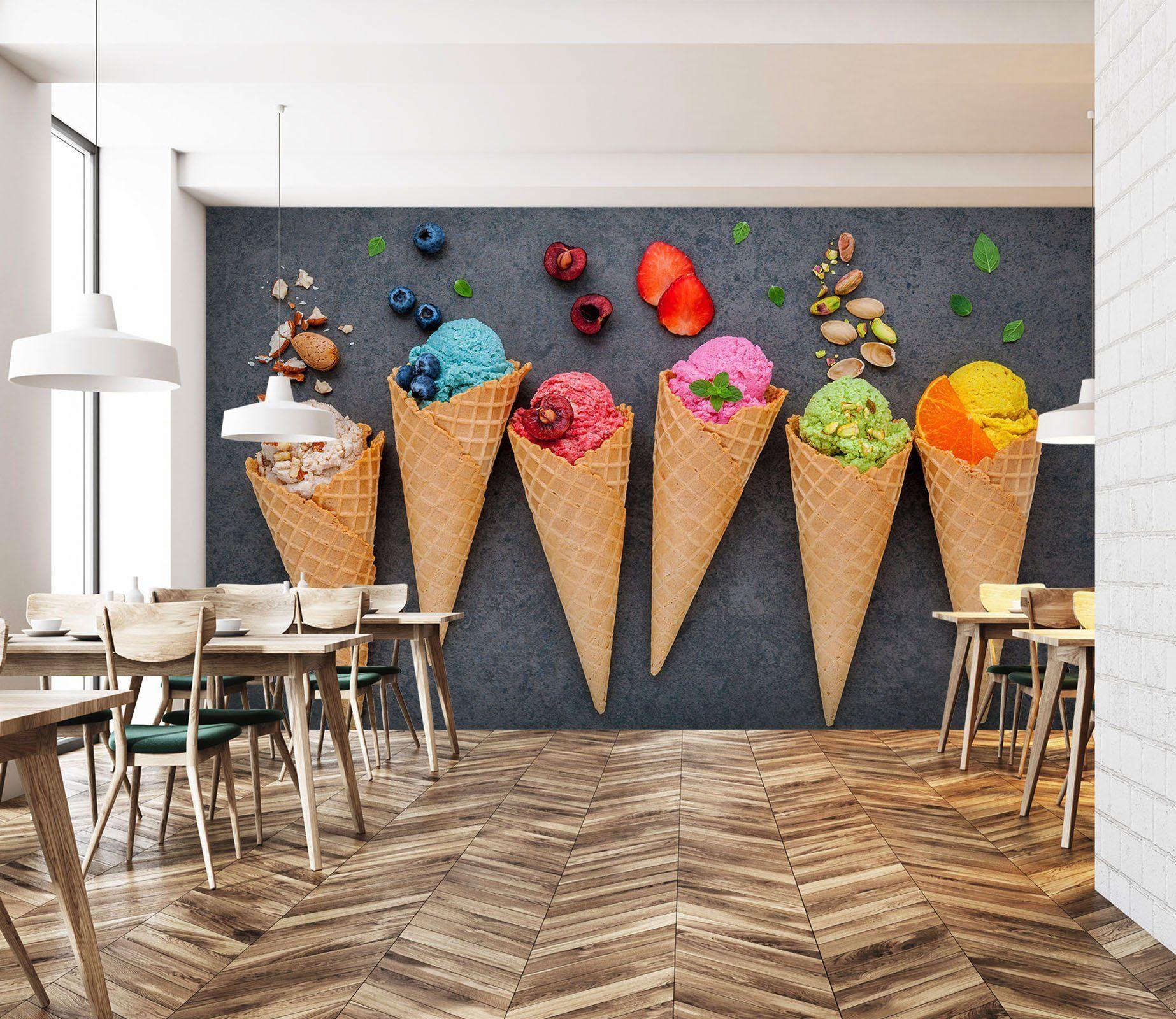 Картинка кафе мороженое