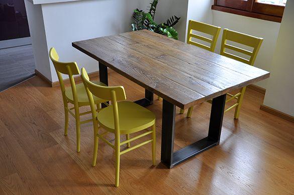 tavolo legno iNDUSTRIAL - Cerca con Google