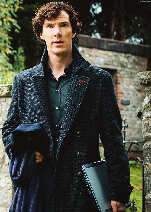 Quintessential 21st century Sherlock Holmes