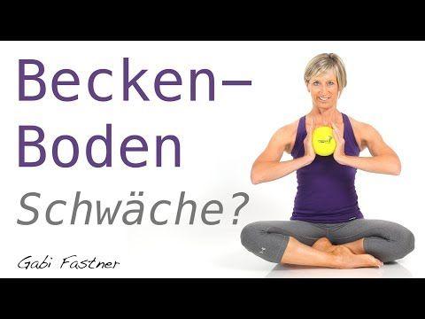 15 min. Beckenboden stärken - YouTube #pilatesworkoutvideos