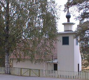 Tuusniemen kirkko