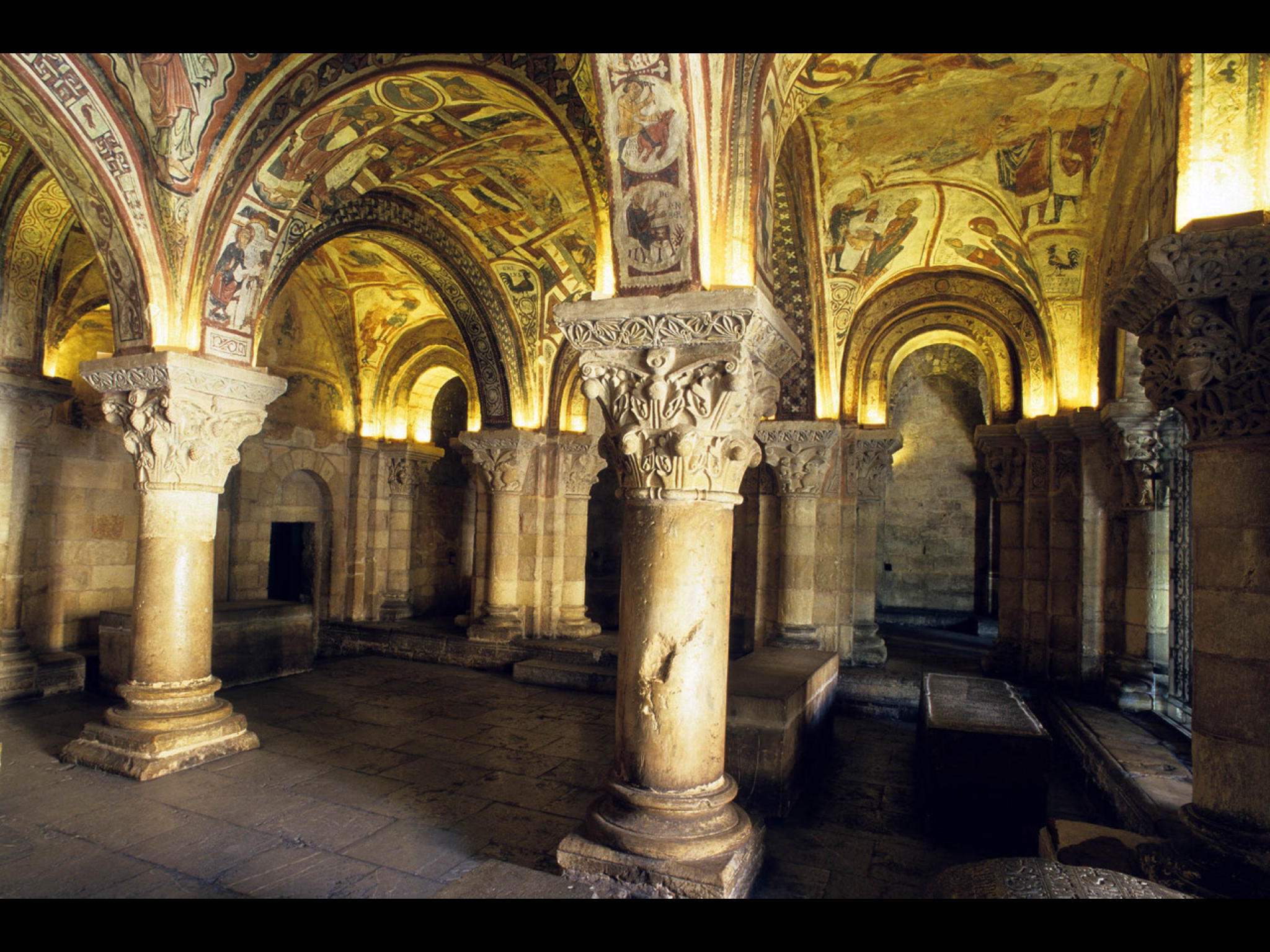 Panteón de los Reyes. San Isidoro. León