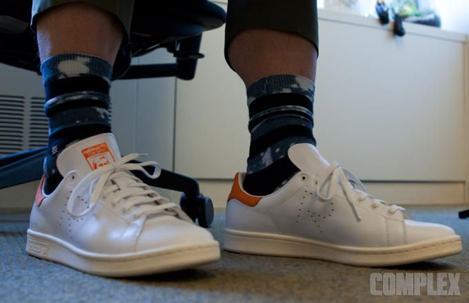The Best Sneakers in the Complex Office This WeekRaf Simons x adidas Stan  Smith