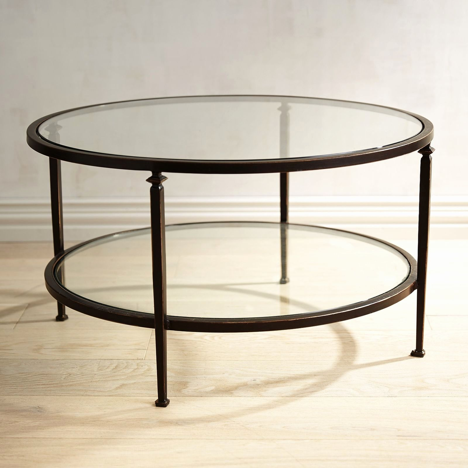 12 Oval Glass And Metal Coffee Table Images Di 2020