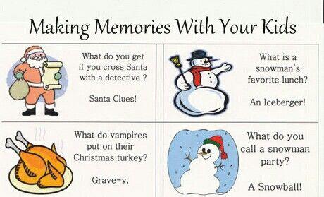 Snow Winter Jokes Riddles Fun Children Kids Family Lunchbox Jokes Printable Lunch Box Jokes Lunch Box