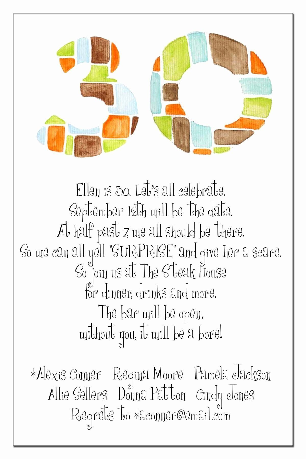 Einladungskarten Einladungen 30 Geburtstag Einladung Insparadies Einladung Insparadi Einladung 30 Geburtstag Einladung Geburtstag Geburtstagseinladungen