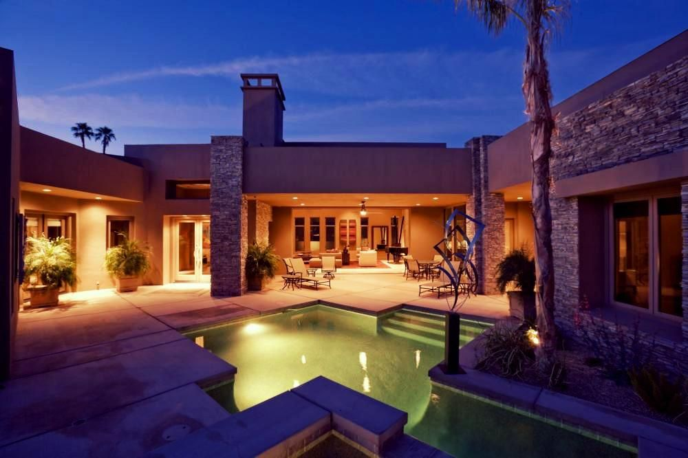 Residential Tesla Solar Swimming pools, August home
