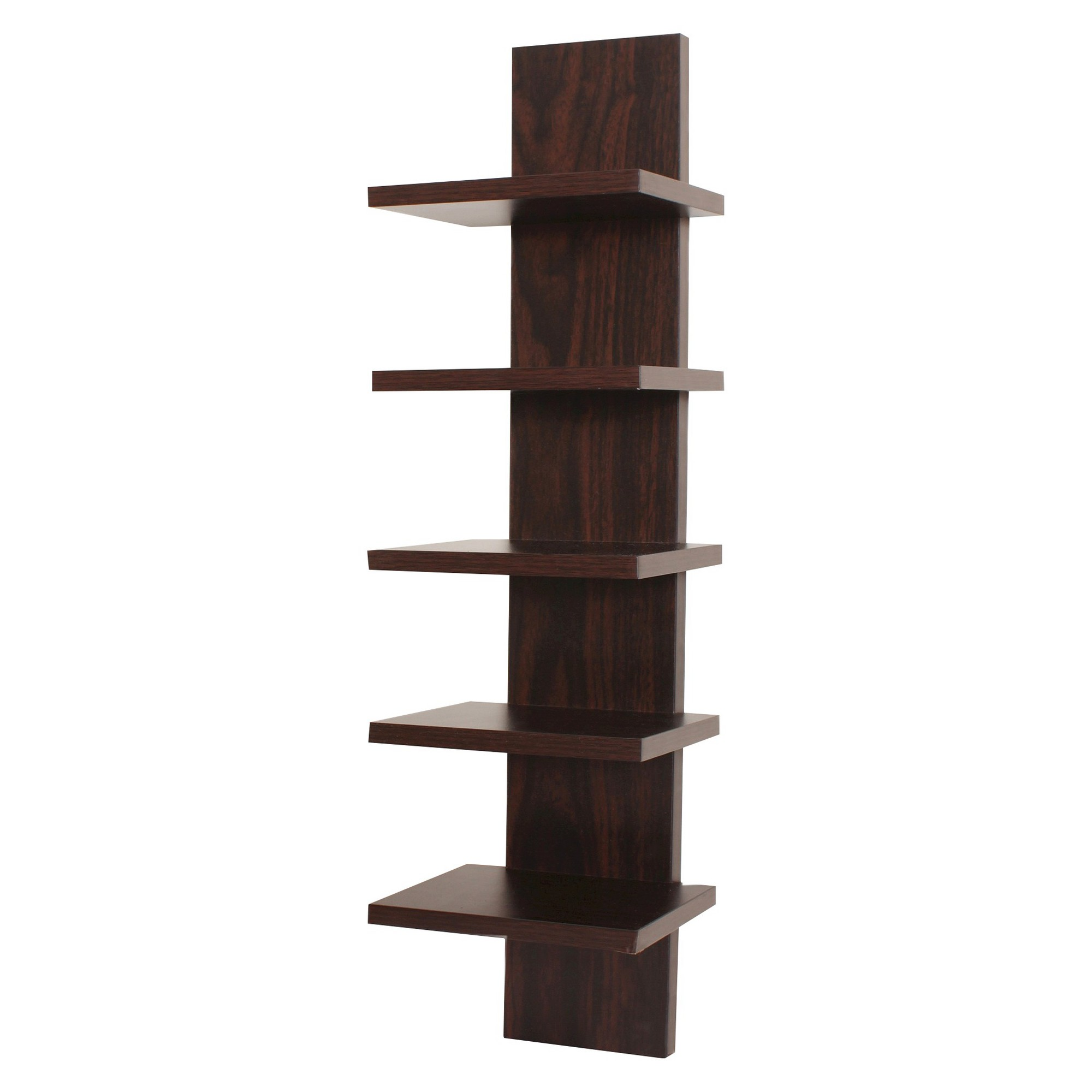 Spine Wall Shelf Brown Decorative Wall Shelf In 2019 Wall