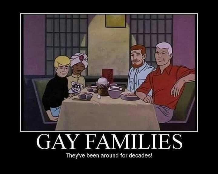 Johnny quest homosexual relationship