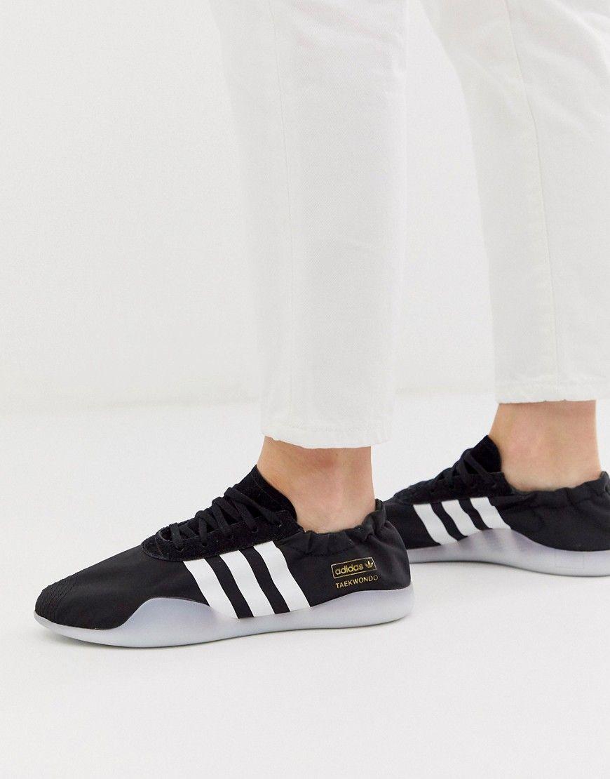 chaussure adidas tae kwondo