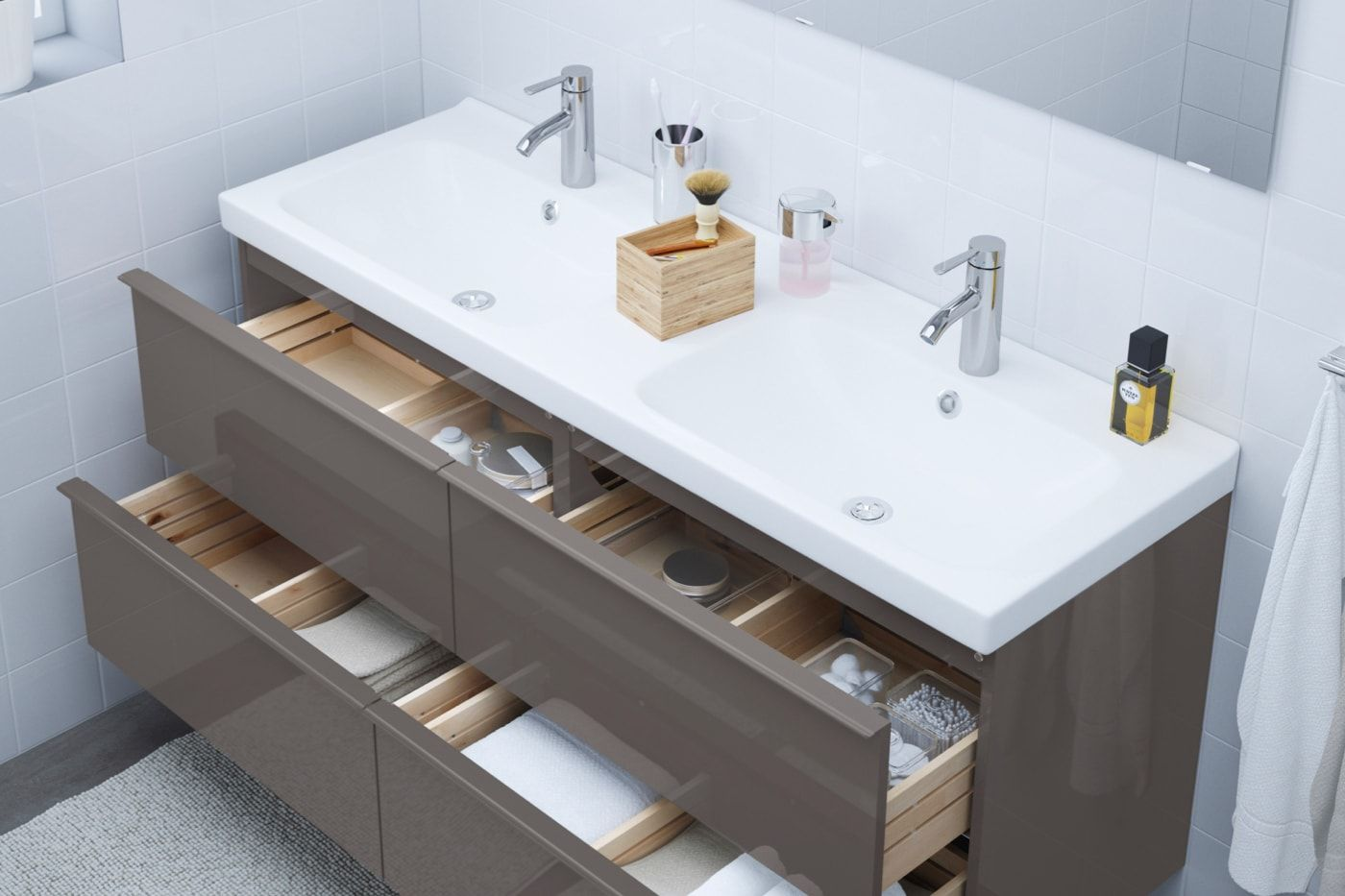 Ratgeber Welches Waschbecken Passt Zu Dir Badezimmer Ikea Badezimmer Waschbecken