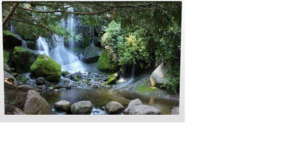 Mystical Waterfalls by NatureShotsbyAnn on Etsy, $200.00