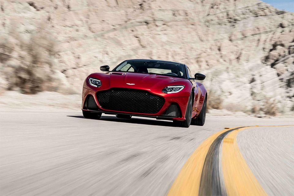 New Aston Martin Dbs Superleggera Unveiled Cars Show Aston Martin Dbs Aston Martin New Aston Martin