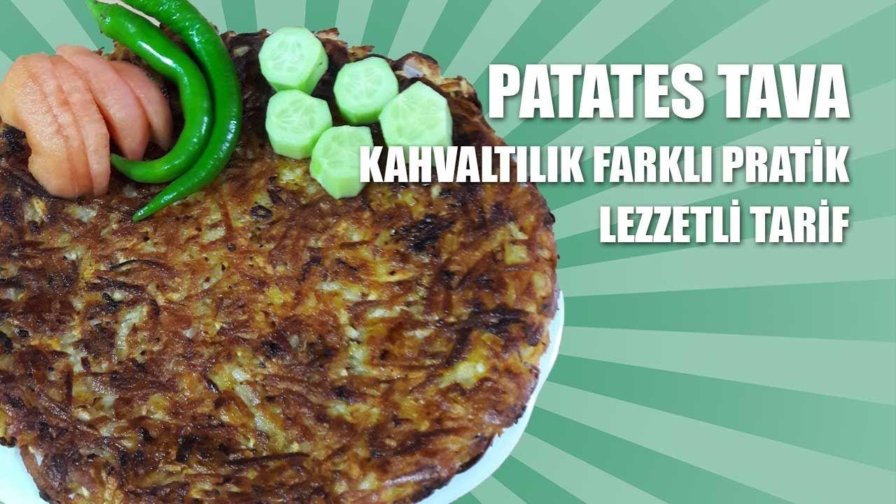 Kahvaltılık Patates Tava Tarifi – Kahvaltılık Tarifler