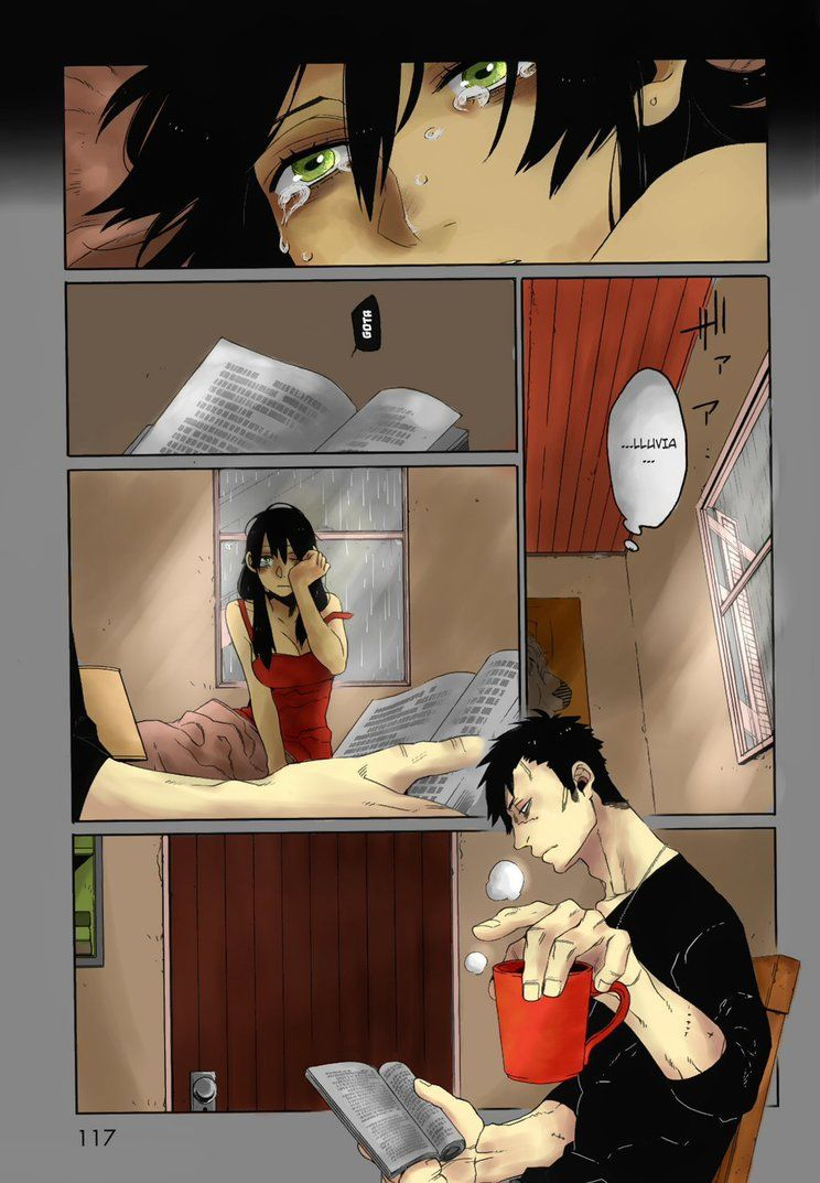 Gangsta chapter 26 by yipiyay with images gangsta