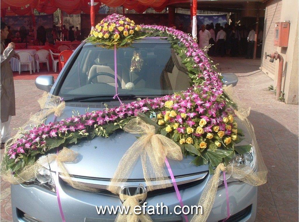 Indian Wedding- Dcorations Car Wallpaper HD