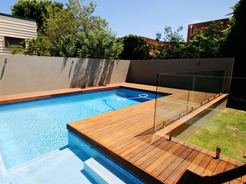 Pool Decking Timber Composite Perth Wa