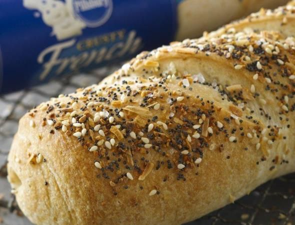 Everything Bagel French Bread Recipe Everything Bagel Recipes French Bread Recipe