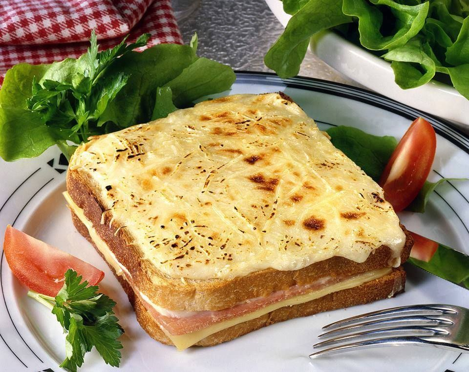 croque monsieur la sauce b chamel recettes sal es pinterest sauce b chamel croque. Black Bedroom Furniture Sets. Home Design Ideas