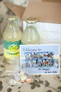 Del's Lemonade, RI.