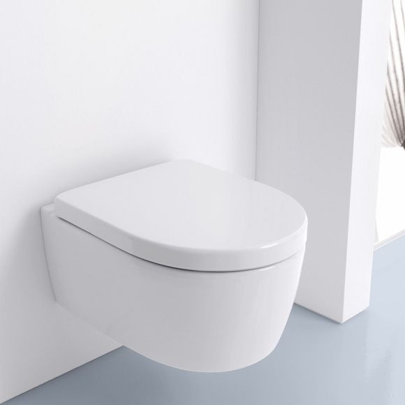 keramag icon tiefsp l wc l 53 b 35 5 cm wandh ngend. Black Bedroom Furniture Sets. Home Design Ideas