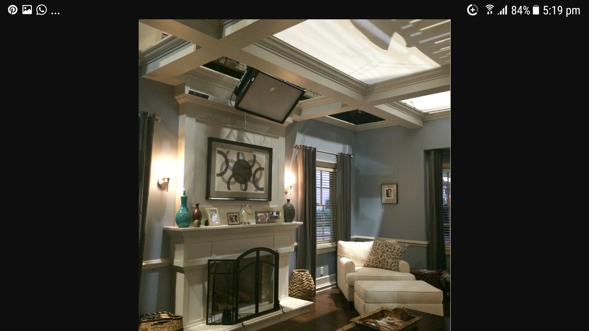 Pin By Reen On Blackish House Interior Color Schemes Living Room Designs House Design